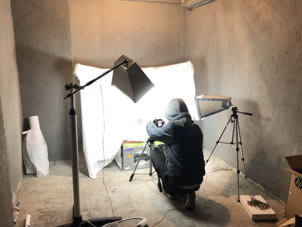 Zytn Danışmanlık e-ticarete bu alanda ürün fotoğraf çekimleriyle başladı.