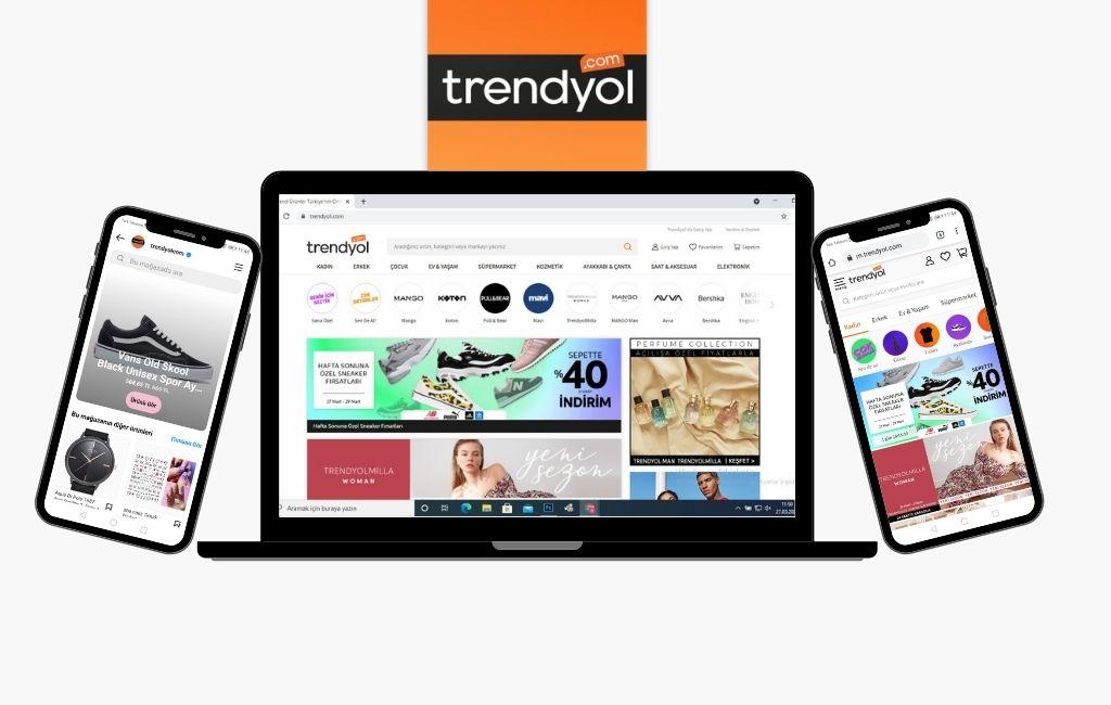 Trendyol Başarı Hikayesi e-ticarette ülkemizin en iyi örneklerindendir.