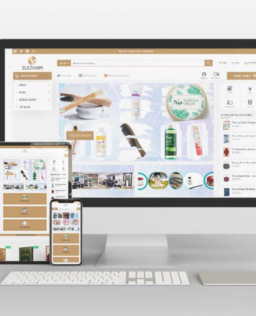 Dini kitap satışlarını gerçekleştiren sultanim.com.tr hızlı ve işlevsel internet sitesiyle müşterilerine en iyi hizmeti sunuyor.